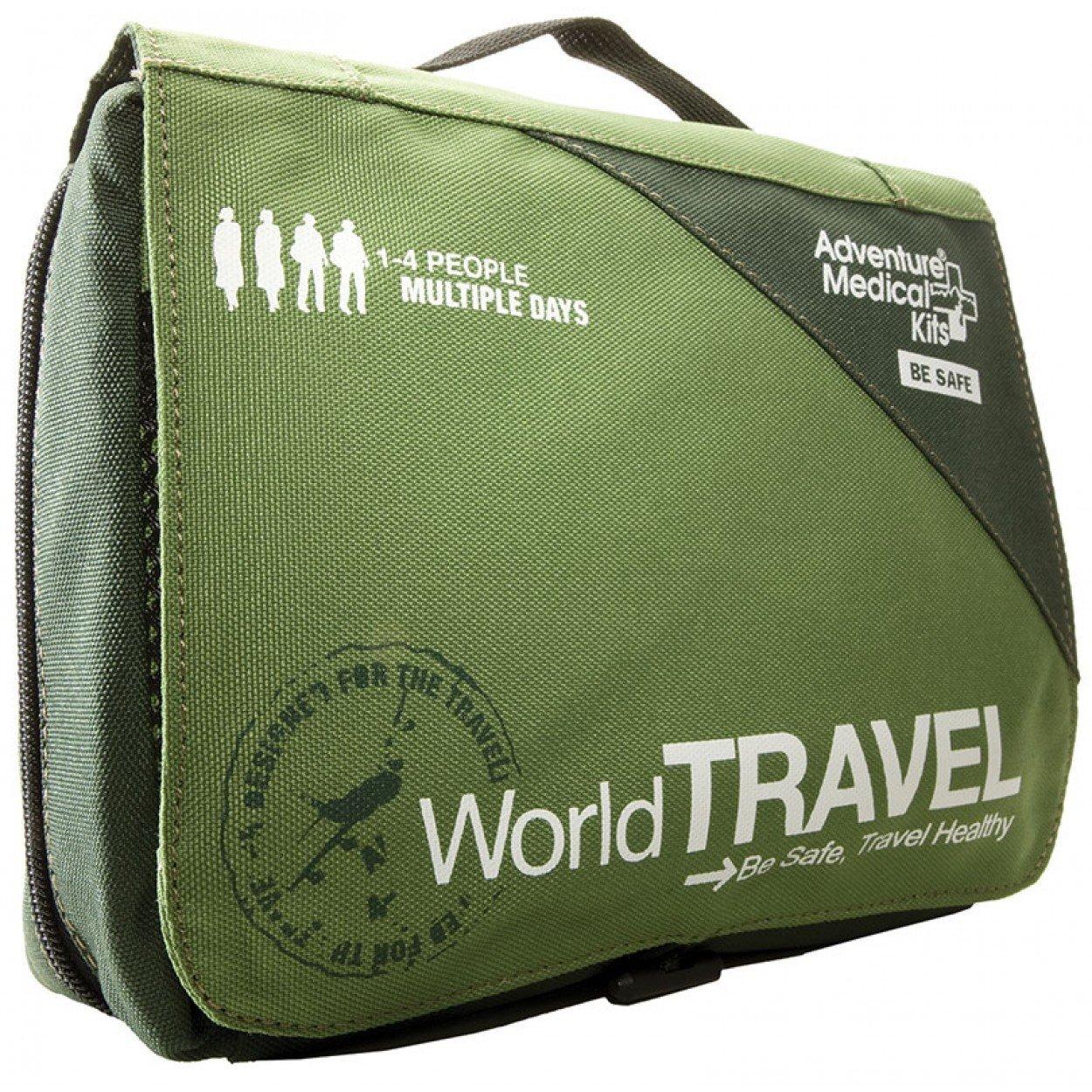 Adventure Medical Kit Mountain Series World Travel Medical Kit JR1AMKwt