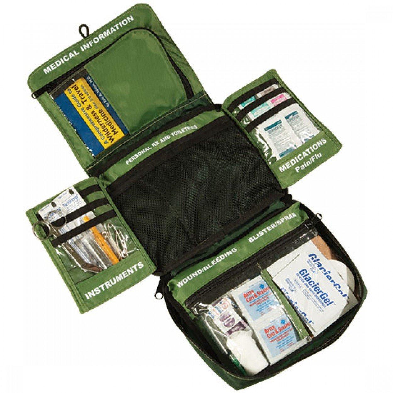 Adventure Medical Kit Mountain Series World Travel Medical Kit