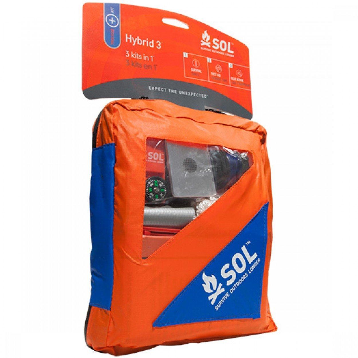 Survive Outdoors Longer® Hybrid 3 Kit JR1AMKsol3