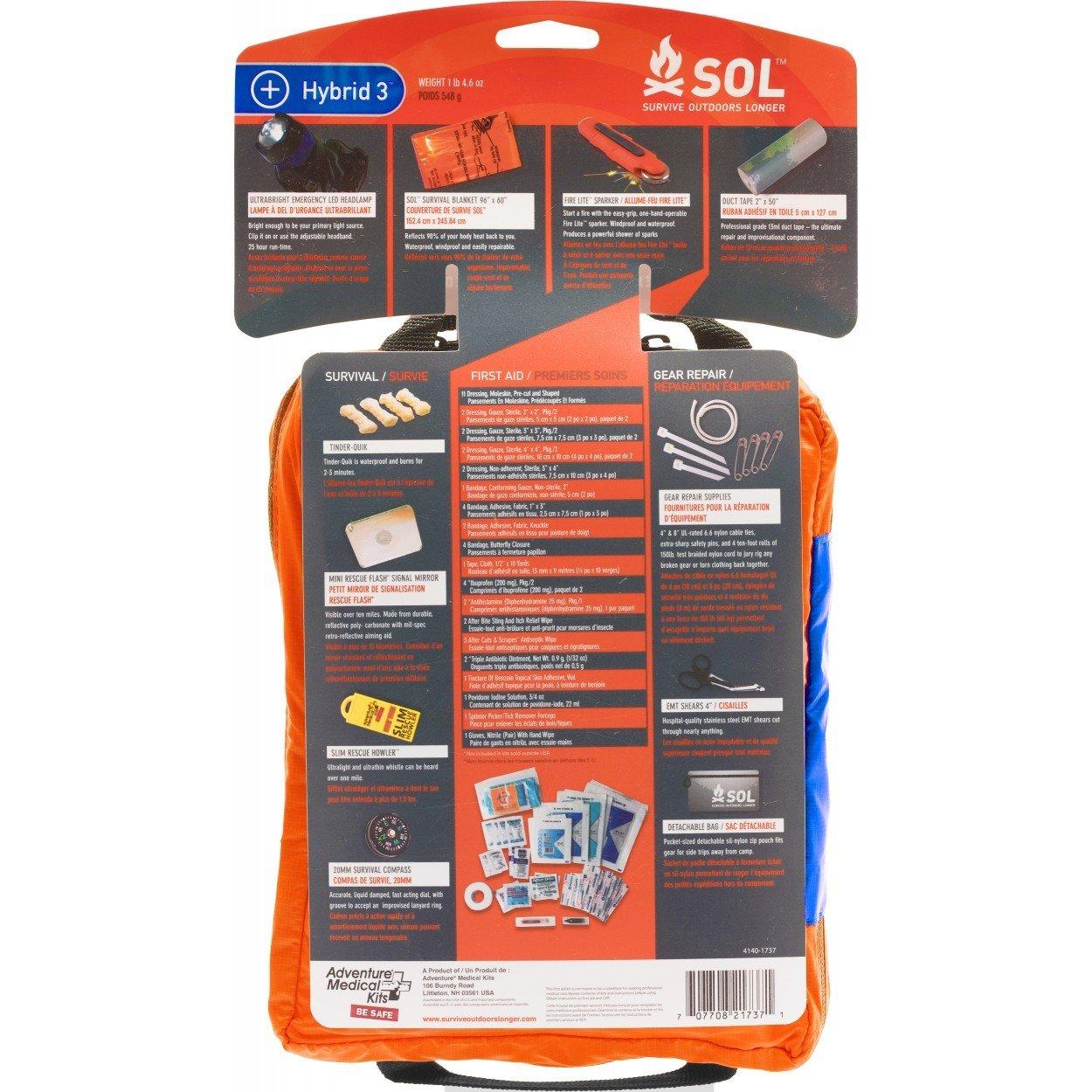Survive Outdoors Longer® Hybrid 3 Kit