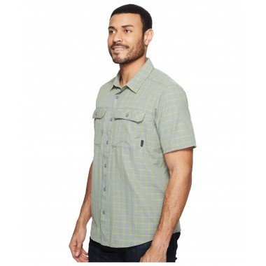 Mountain Hardwear Men's Canyon AC Short Sleeve JRI1MHCASSG