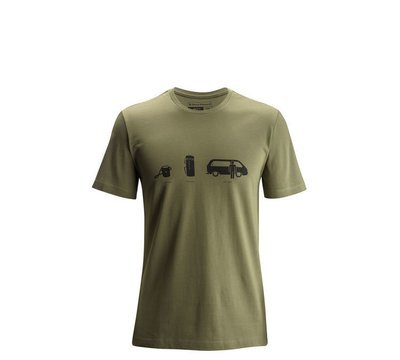 Black Diamond Dirt Bag Men's Tee