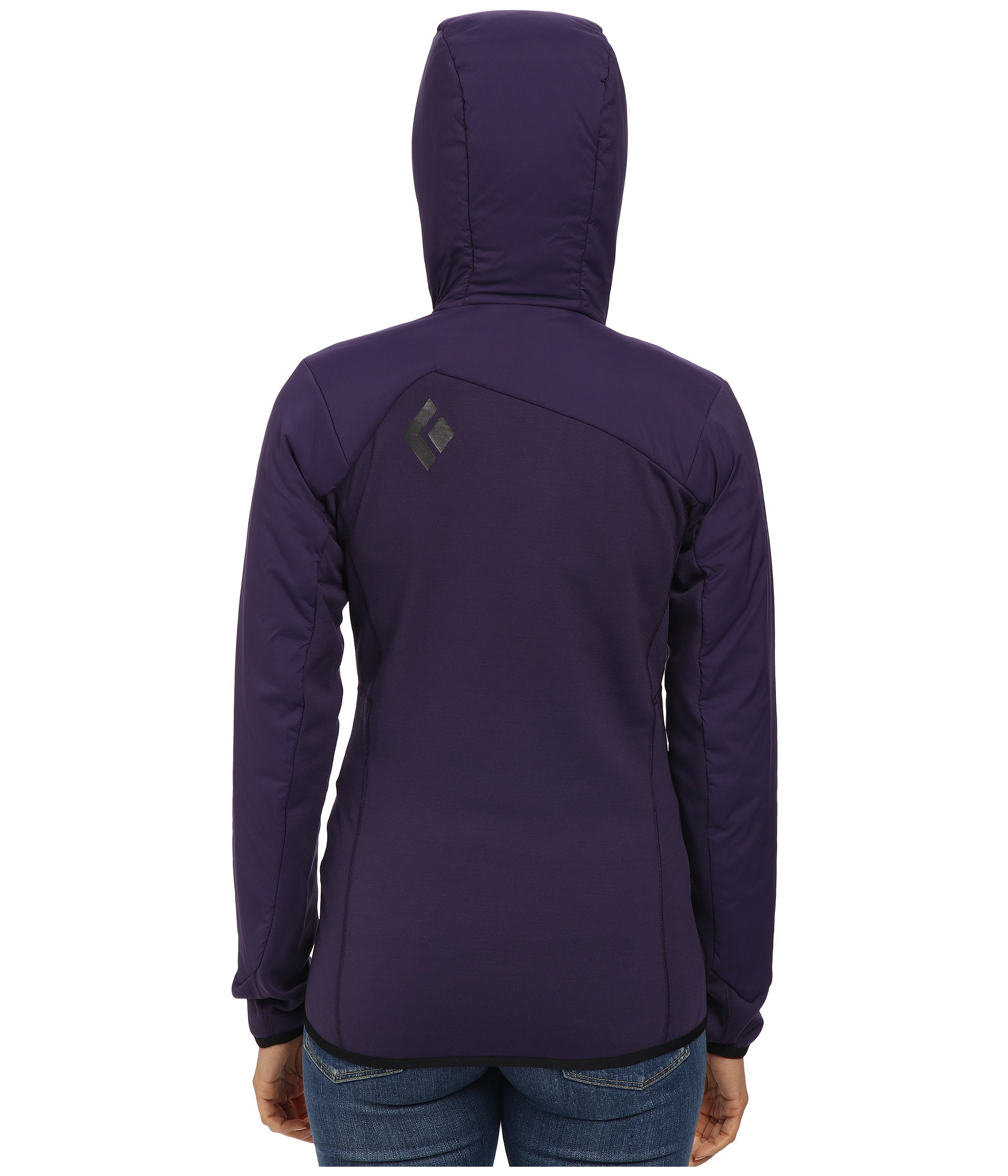Black Diamond Women's Deployment Hoodie