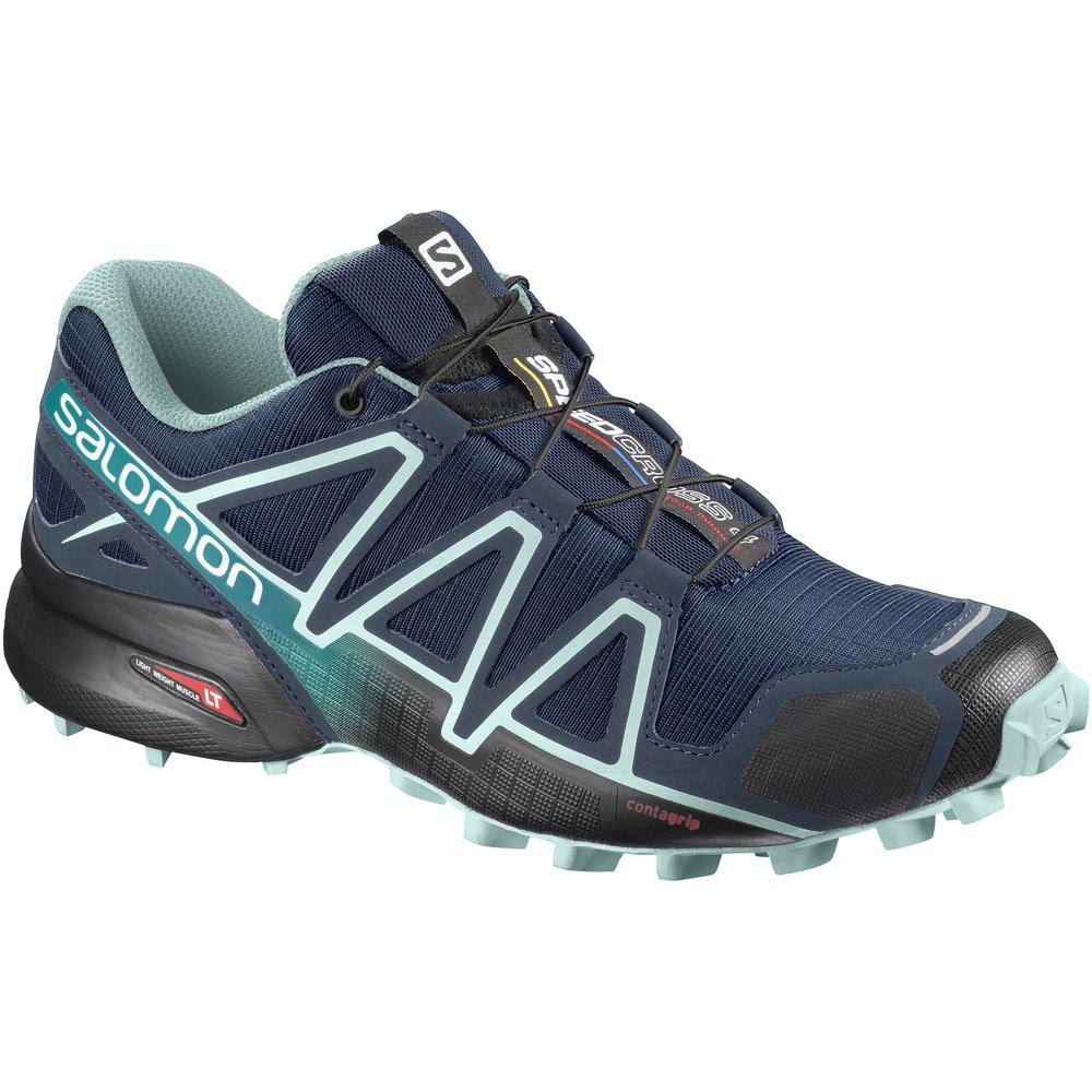 Salomon SpeedCross 4 Women's Running Shoes