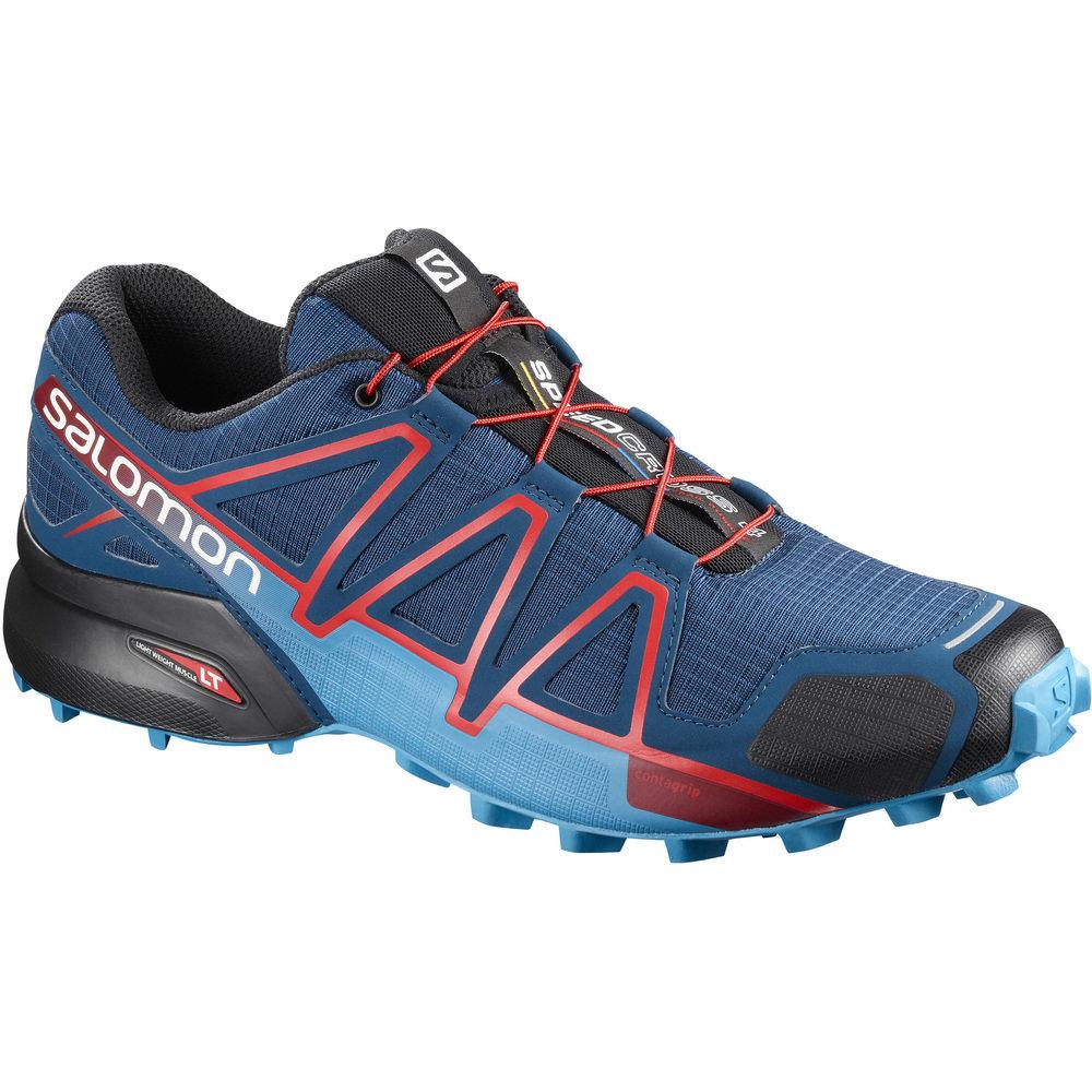 Salomon SpeedCross 4 Men's Running Shoes JR1SaSC4M