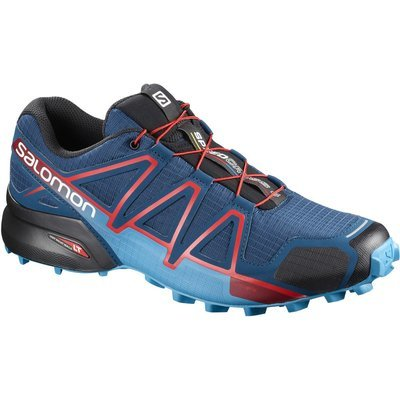 Salomon SpeedCross 4 Men's Running Shoes