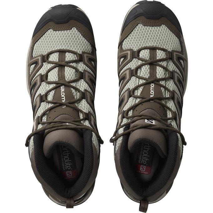Salomon X Ultra Mid Aero Men's Hiking Shoes