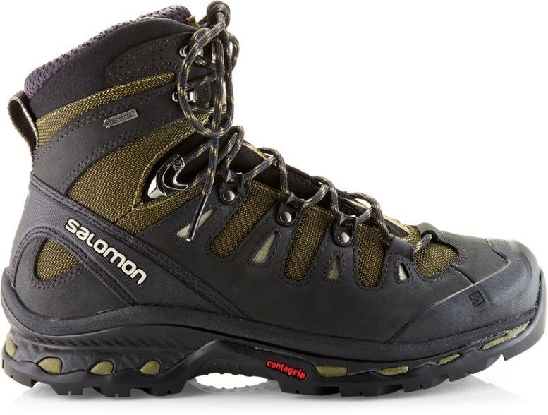 Salomon Quest 4D 2 GTX Men's Hiking Boots JR1SaQ4DM
