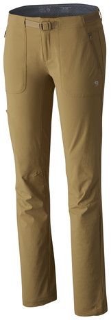 Mountain Hardwear Women's Chockstone Hike Pant - Sahara JR1MHWchS