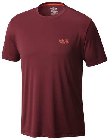 Mountain Hardwear Men's Wicked Short Sleeve Shirt JRI1MHMWSx3