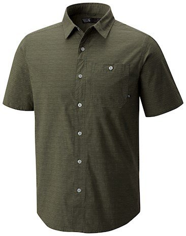 Mountain Hardwear Franz Short Sleeve Shirt JR1MHFssM