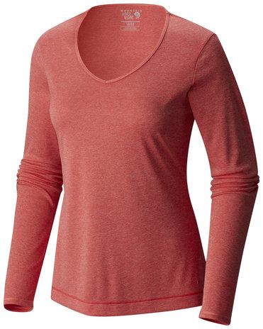 Mountain Hardwear Women's Wicked Printed Long Sleeve Tee JR1MHwlst
