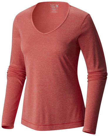 Mountain Hardwear Women's Wicked Printed Long Sleeve Tee