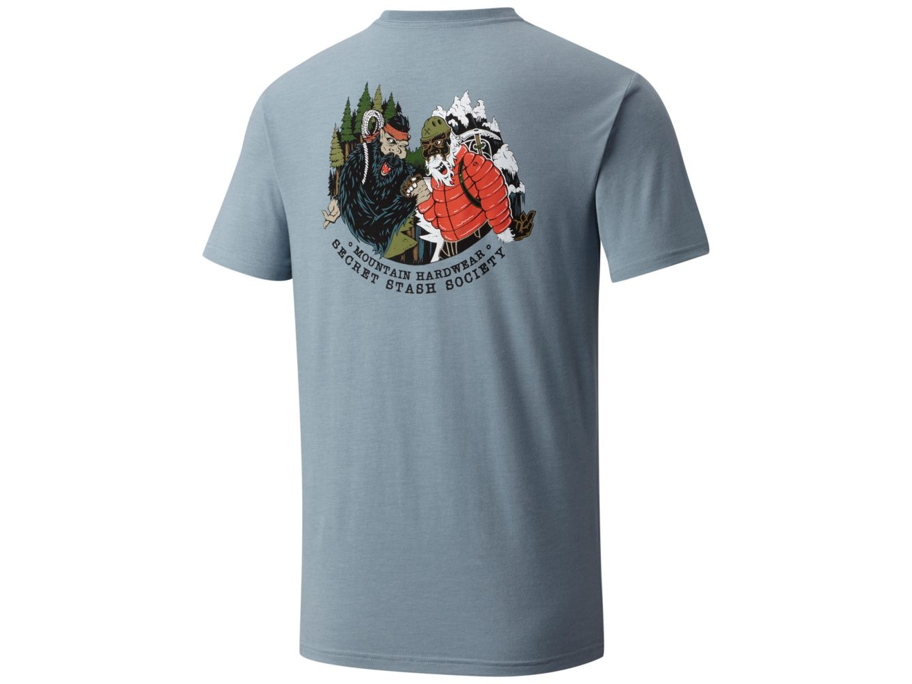 Mountain Hardwear Secret Stash Men's Tee JR1MHsstM