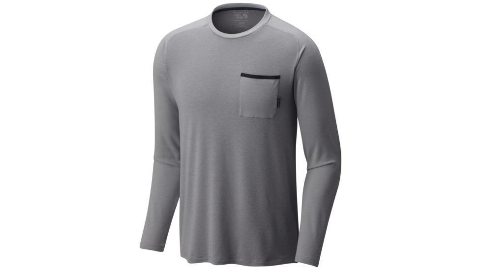 Mountain Hardwear Men's Coolhiker AC Long Sleeve  Shirt JR1MHchLSM