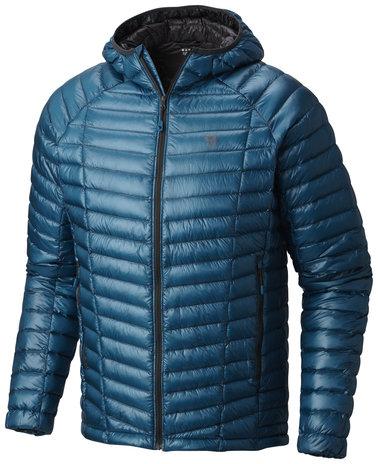 Mountain Hardwear Men's Ghost Whisperer™ Down Hooded Jacket JR1MHgwmh