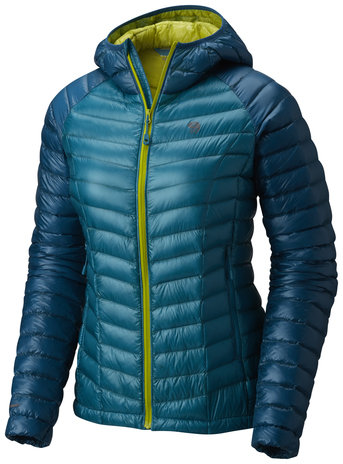 Mountain Hardwear Women's Ghost Whisperer™ Hooded Down Jacket JR1MHGWhW