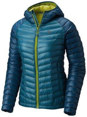 Mountain Hardwear Women's Ghost Whisperer™ Hooded Down Jacket