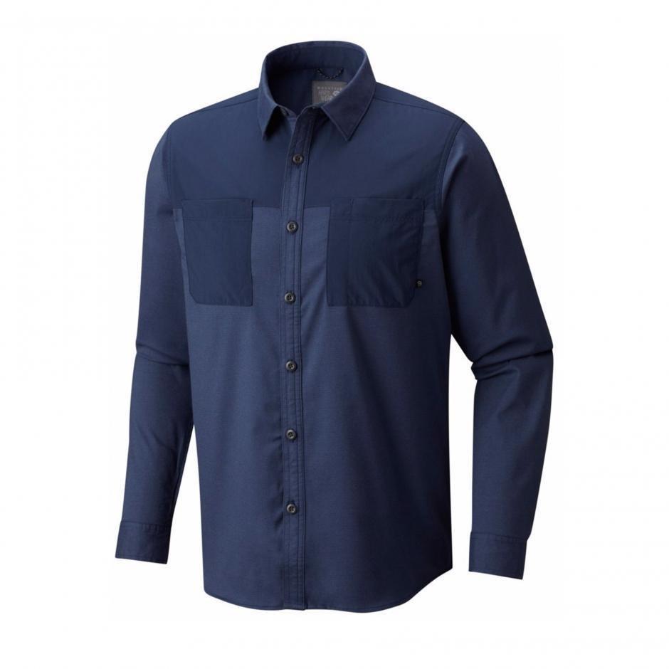 Mountain Hardwear Men's Stretchstone™ Utility Long Sleeve Shirt JR1MHssls