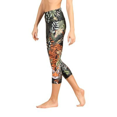 Yoga Democracy Rawr Talent Yoga Capris