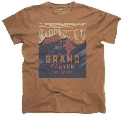 Landmark Project Grand Canyon National Park Unisex Tee