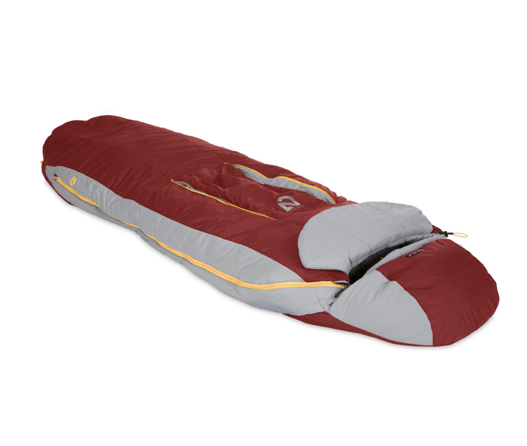 NEMO Forte Men's Synthetic Sleeping Bag