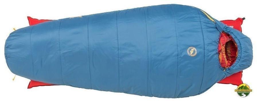 Big Agnes Haybro Teen 15 Degree Sleeping Bag JRI1BAHAYBRO