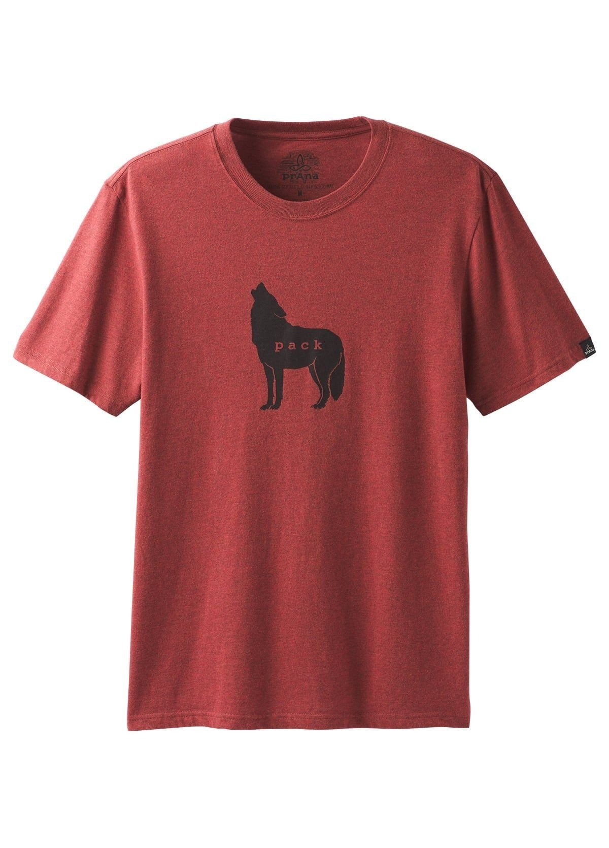 prAna Wolf Pack Journeyman Tee Shirt JR1WPT