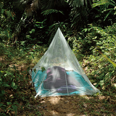 Cocoon Single Camping Mosquito Net with Insect Shield