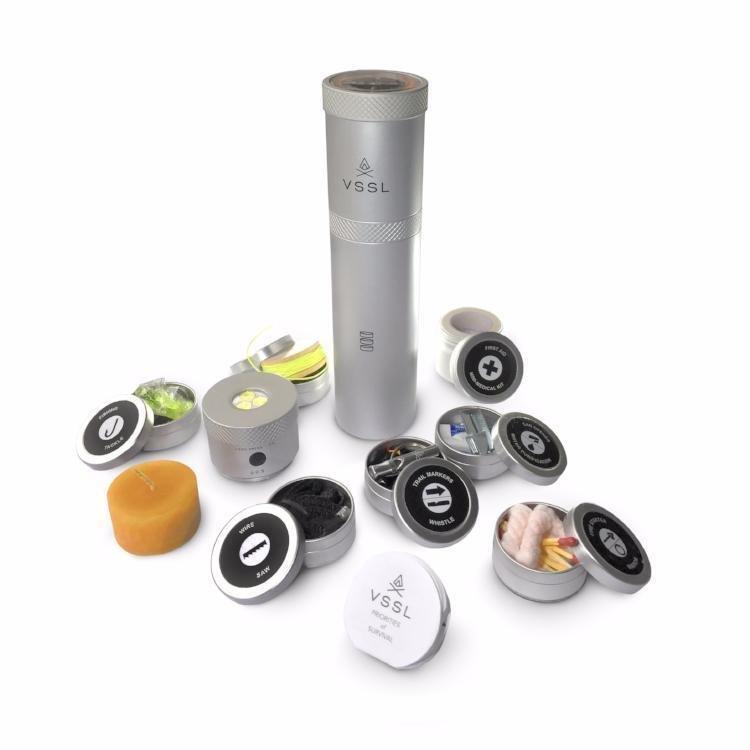 VSSL Utility Light & Supplies Kit