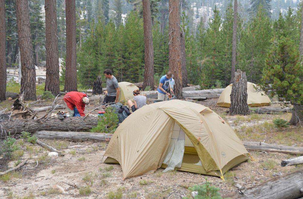 Backpacking Tent - 2 person
