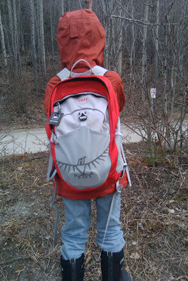 Multiple Day Backpacks - Kids and Teens