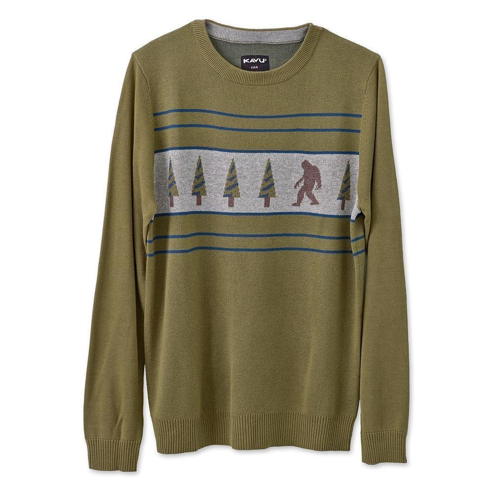 Kavu Highline Sasquatch Sweater