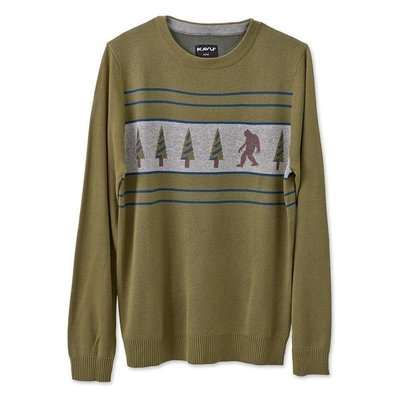 Kavu M Highline Sasquatch Sweater
