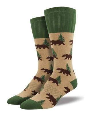 Sock Smith Men - Bear Hemp