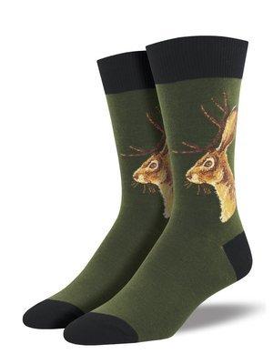 Sock Smith Jackalope Men's Socks