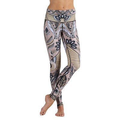 Yoga Democracy Desert Goddess Yoga Leggings