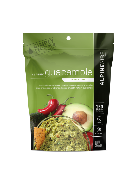 Alpineaire Foods Guacamole