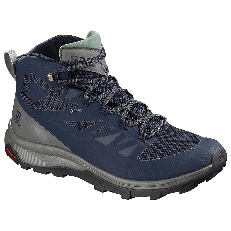 Salomon OUTline Mid GTX Men's Hiking Shoes