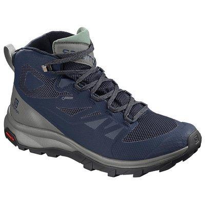 Salomon OUTline Mid GTX Men's Hiking Shoes