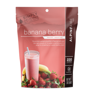 Alpineaire Foods Banana Berry Smoothie