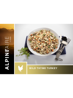 Alpineaire Foods Wild Thyme Turkey
