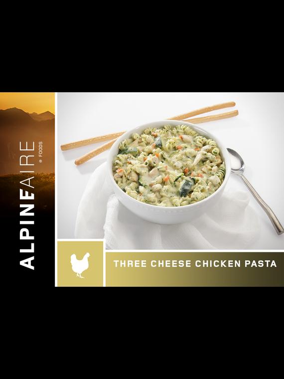 Alpineaire Foods Three Cheese Chicken Pasta