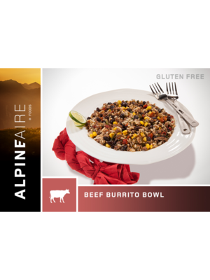 Alpineaire Foods Rice Burrito Bowl