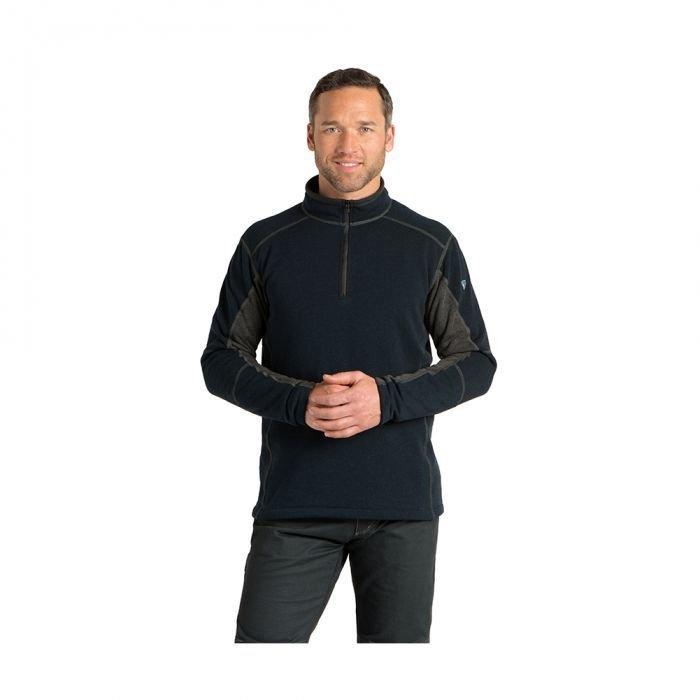 Kuhl Mens Revel 1/4 Zip Sweater JRI1KREVEL