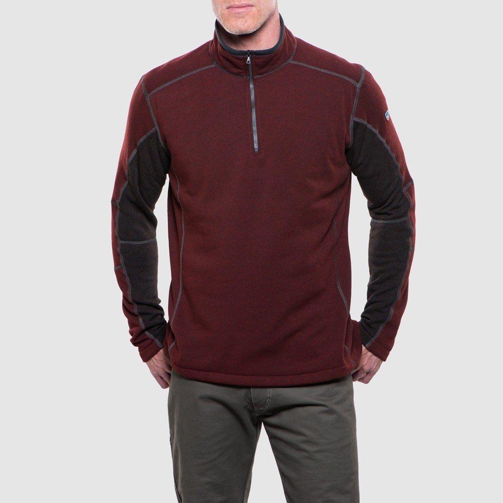 Kuhl Mens Revel 1/4 Zip Sweater