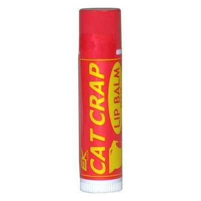 Cat Crap Lip Balm