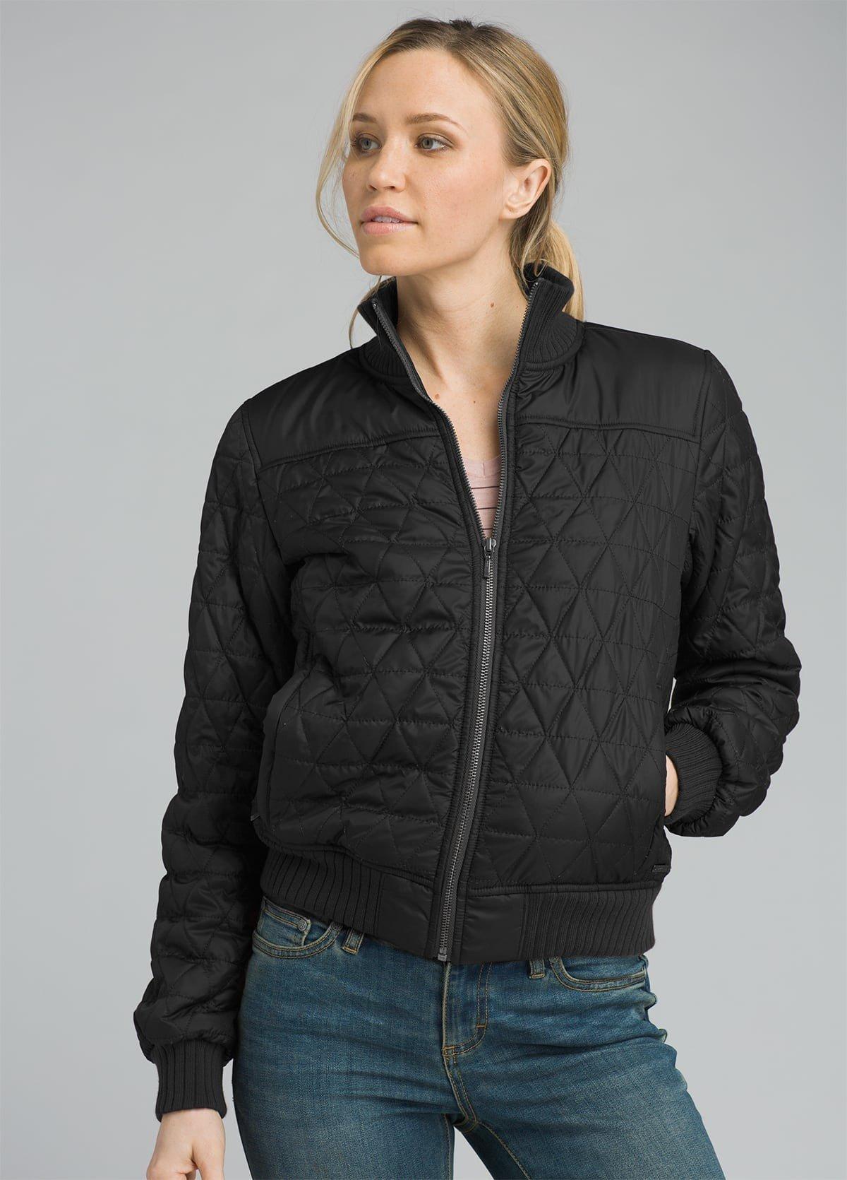 prAna Diva Bomber Jacket