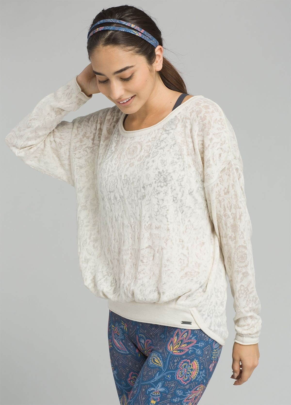 prAna Prairie Grove Sweater JRI1PPGS