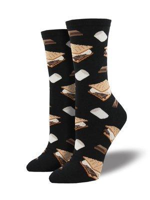 Sock Smith Want S'More? Women's Socks